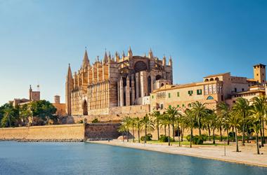Teneriffa bis Mallorca - Weihnachtsreise