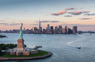 Hamburg bis New York