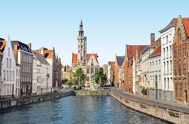 Westeuropa mit Rotterdam II