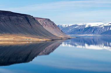 Island mit Schottland II
