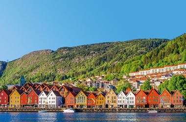 Norwegen mit Geirangerfjord & Kristiansand