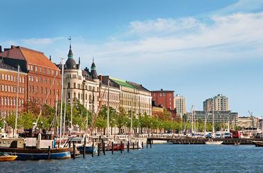 Ostsee mit St. Petersburg III