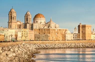 Mittelmeer mit Andalusien II