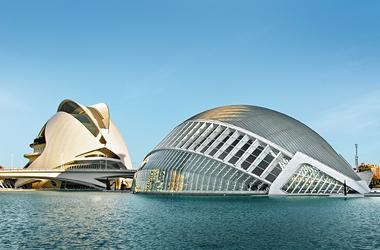 Mittelmeer mit Valencia I