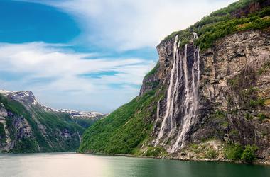 Norwegen mit Geirangerfjord & Bergen
