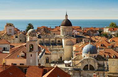 Adria mit Dubrovnik