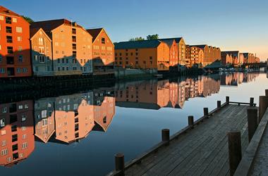 Norwegen mit Nordkap & Trondheim