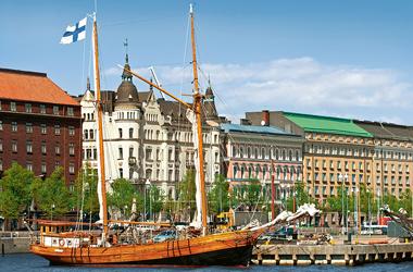 Ostsee mit St. Petersburg I