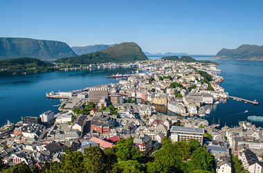 Norwegen mit Geirangerfjord & Alesund
