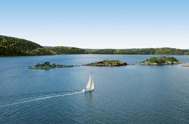 Norwegen mit Oslo I