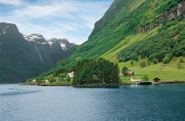 Norwegen mit Oslo II