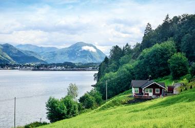 Norwegen mit Geirangerfjord & Nordfjordeid