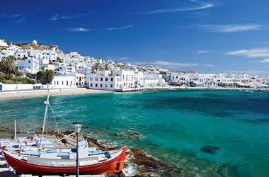 Kreta bis Malaga