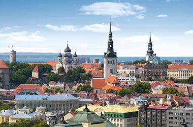 Ostsee mit St. Petersburg IV