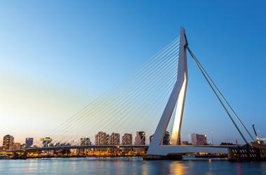 Westeuropa mit Rotterdam I